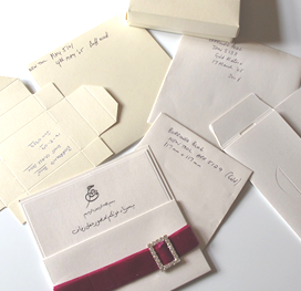 bespoke cutters for paper and card